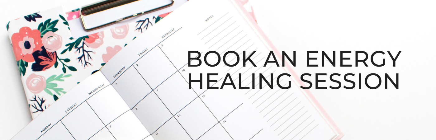 book a distance energy healing session