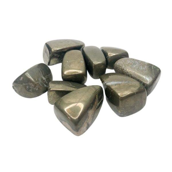 Pyrite Tumble